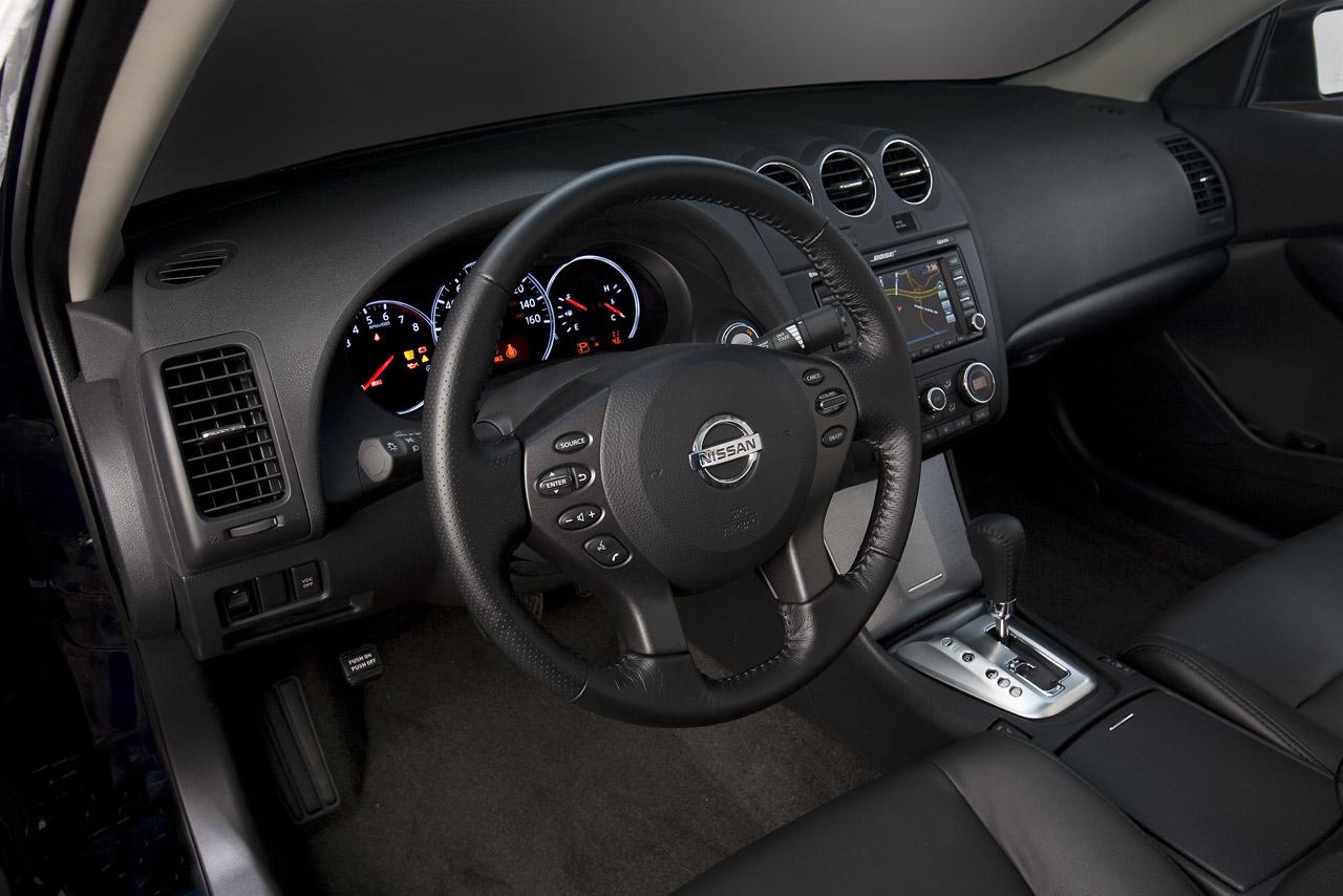 2012 Nissan Altima Sedan Auto Car