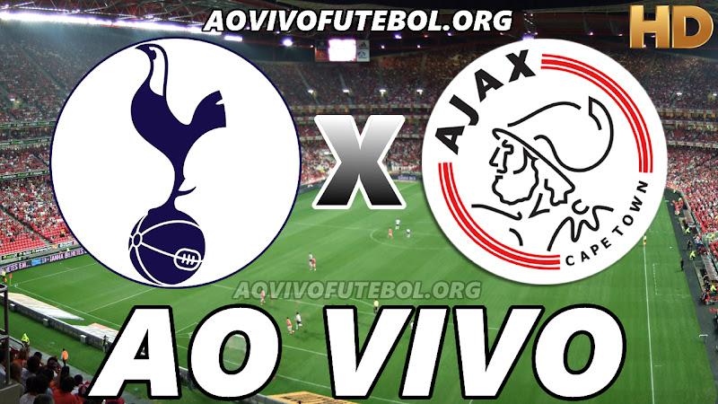 Ajax x tottenham ao vivo online