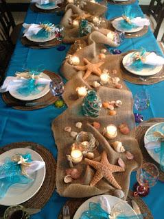 Easy Arrangement Centerpieces Beach Wedding | ideas of wedding trend