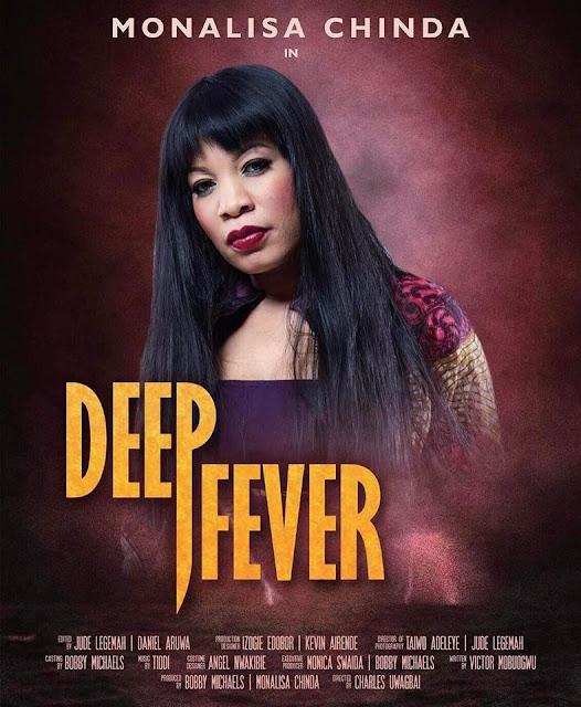Monalisa Chinda Coker in Deep Fever Movie