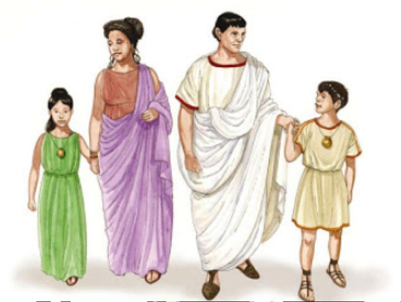 Matrimonio Romano Versione Latino : Peregrino de la antigüedad