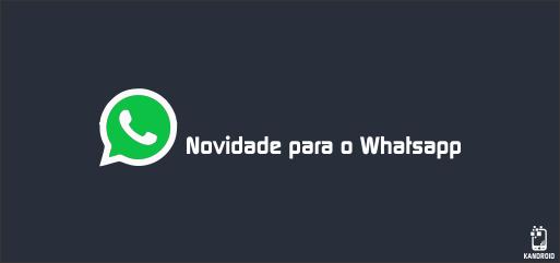 Como fixar mensagens no Topo, pelo Whatsapp!? - Tutorial Android
