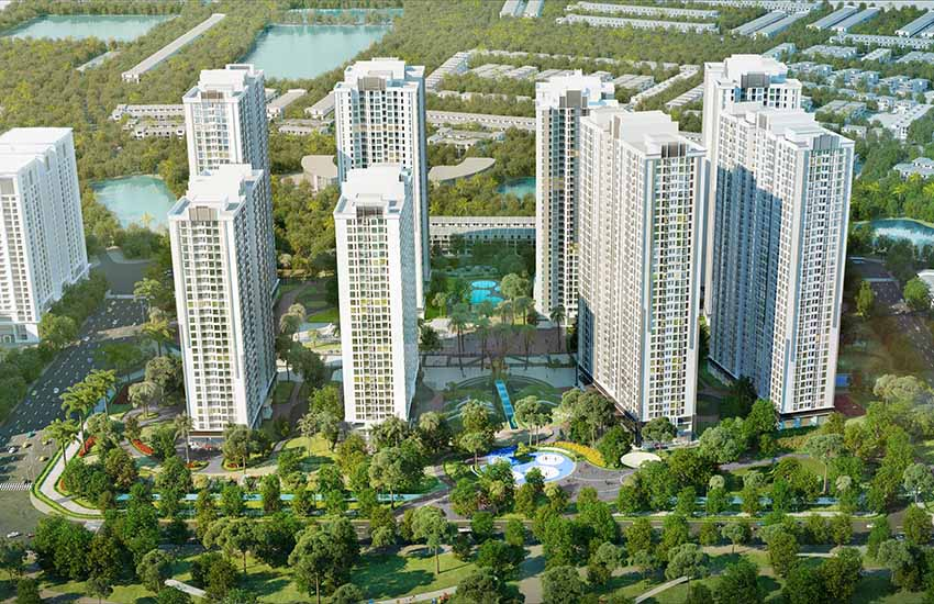 Chung cư VinCity Tây Mỗ - Dự án Vin City Đại Mỗ