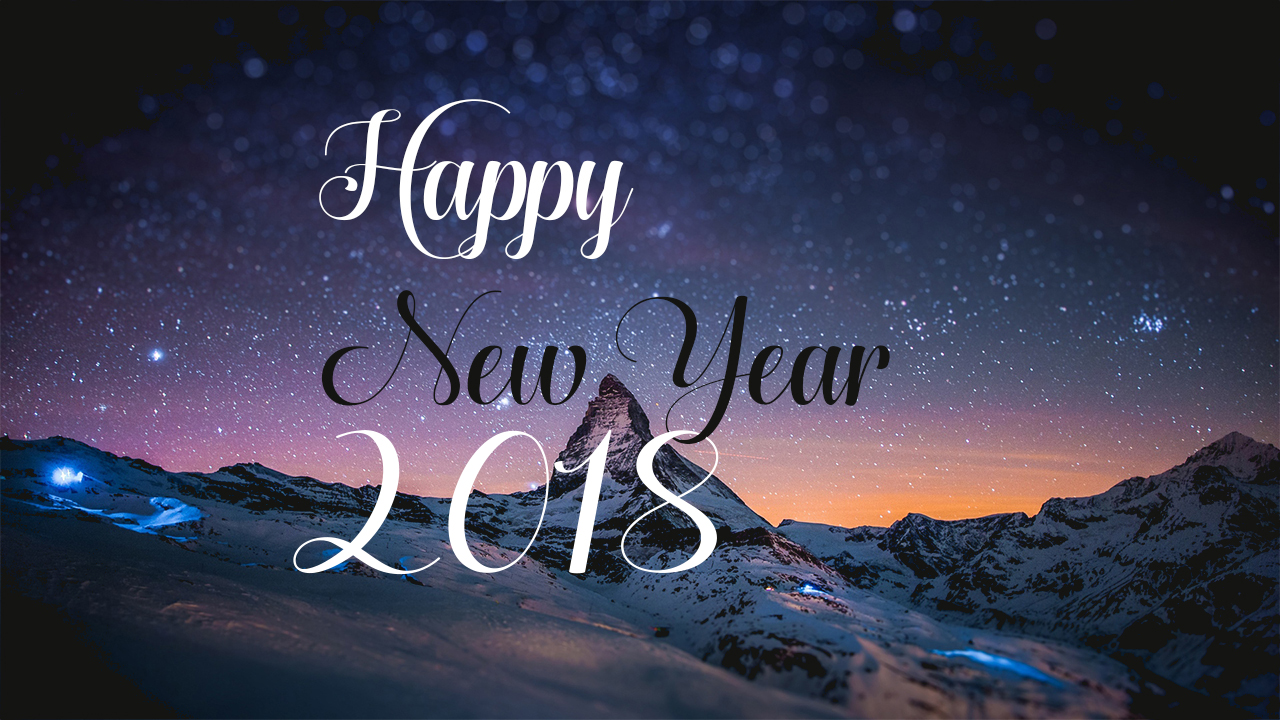 Free download hd image wallpaper display picture and greeting download happy new year 2018 hd wallpaper image and greeting cards kristyandbryce Image collections