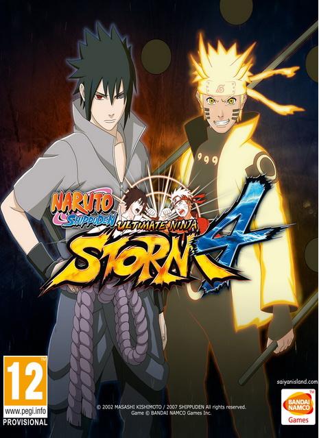 Naruto Shippuden Ultimate Ninja Storm 4 Repack Blackbox - hikamediiton