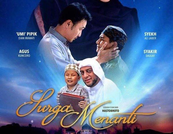 Poster Surga Menanti