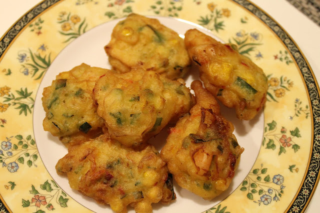 Best Ever Cucur Udang Azie Kitchen