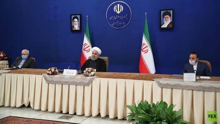 روحاني-إجراءات-أمريكية-معادية-أعاقت-وصول-المعدات-الطبية-إيران