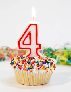 # 4 Urodziny BLOGA!