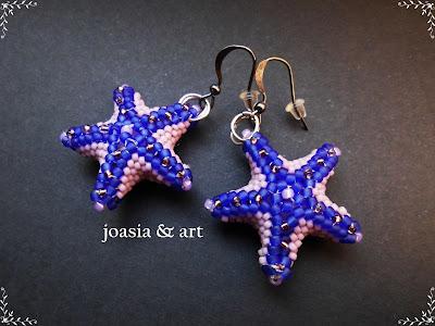 koralikowe rozgwiazdy