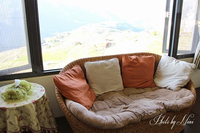 【梨山住宿】松柏星宿。美到捨不得入眠的景觀民宿