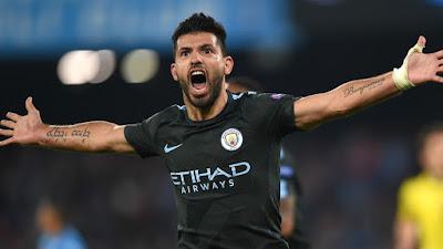 Manchester City - Sergio Aguero