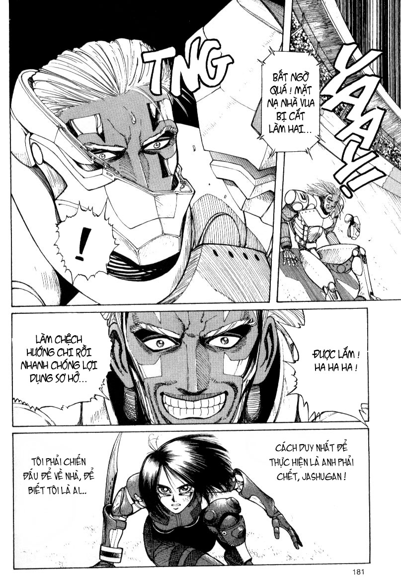 Battle Angel Alita chapter 22 trang 24