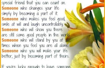 Friendship Day Poem