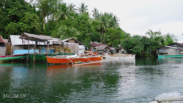 day-asan water village | surigao city | traveljams