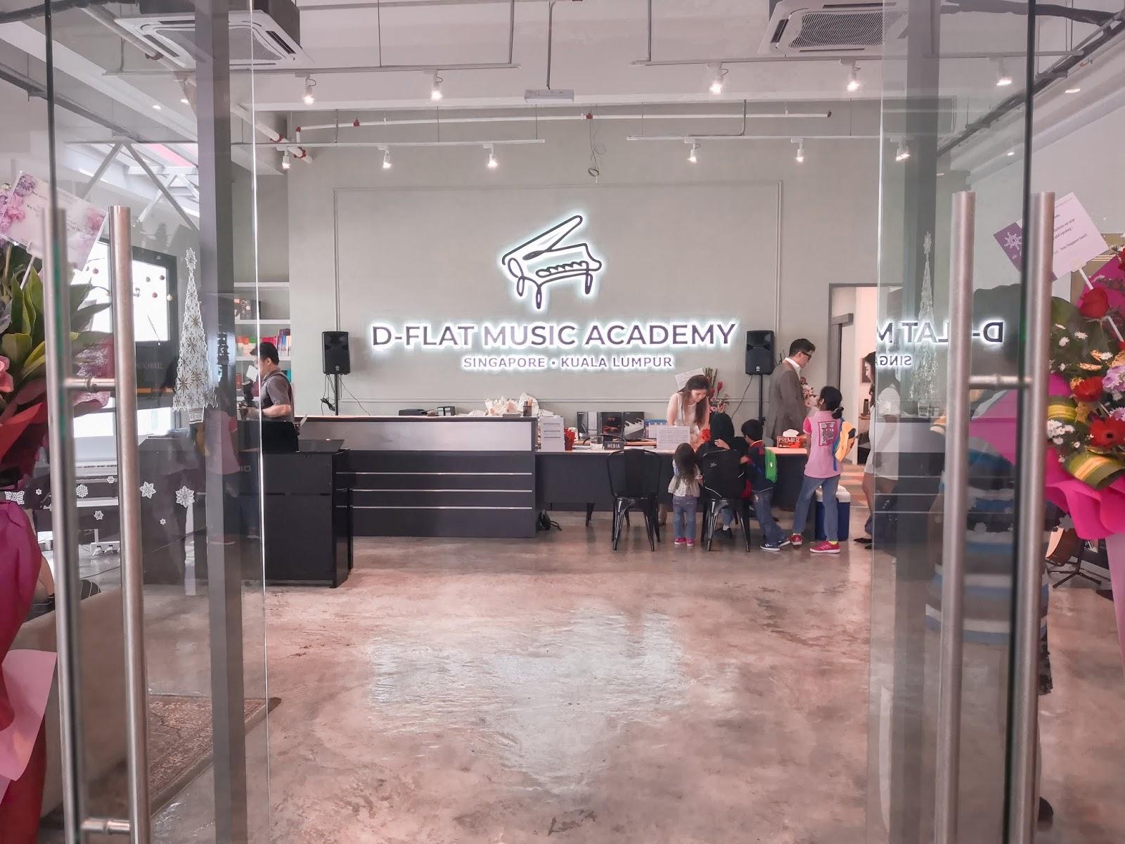 D Flat Music Academy