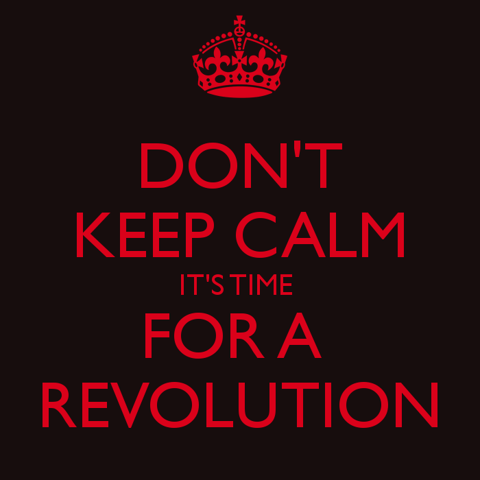 DJ John-K - It's Time For THE R-EVOLUTION May 2014 Podcast (John-K It´s Time To Weerrkk)