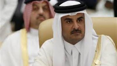 امير قطر, الاخوان, قانون جديد,