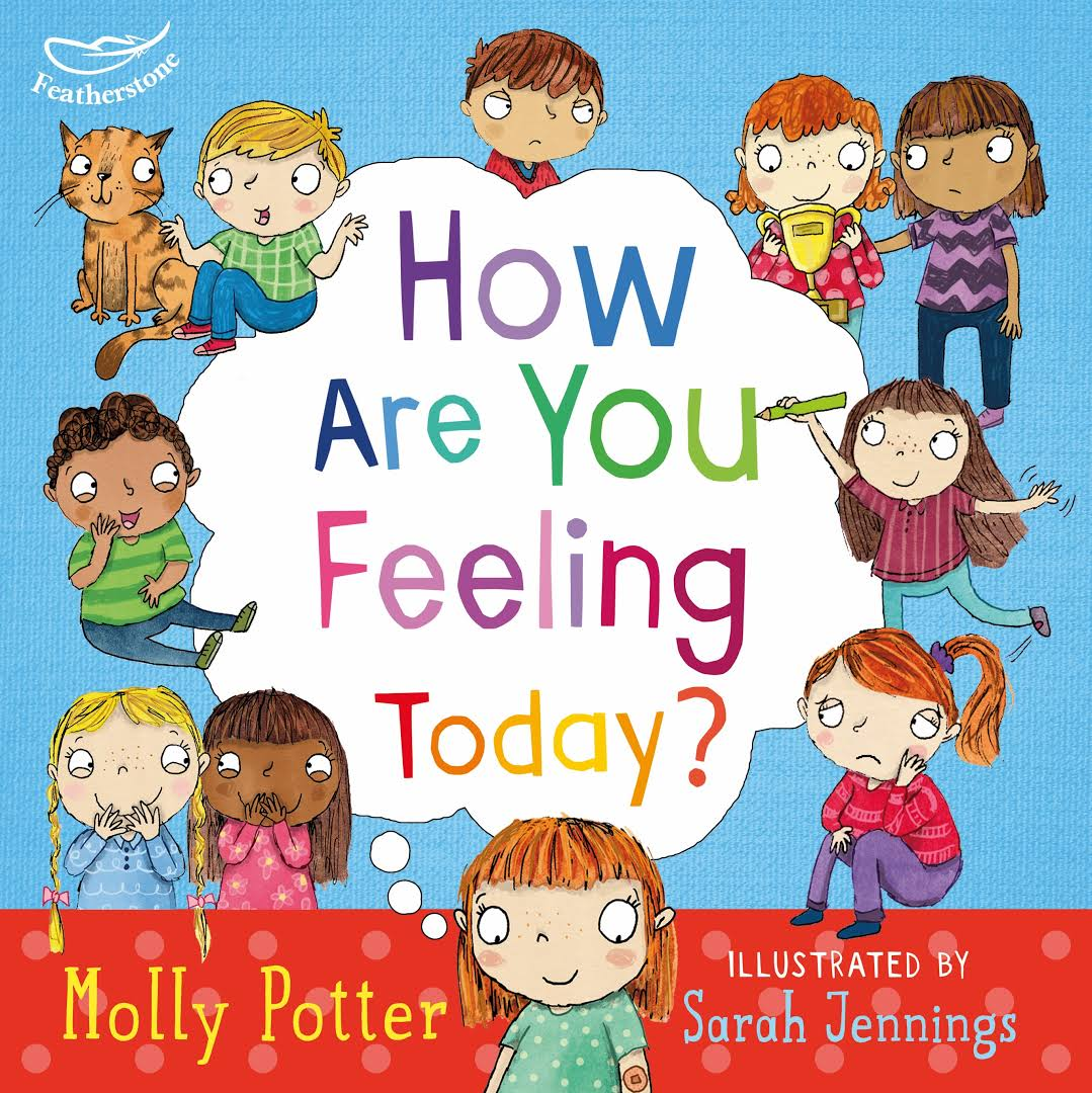 Kids Book Review Review How Are You Feeling Today