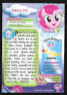 My Little Pony Pinkie Pie Series 3 Trading Card