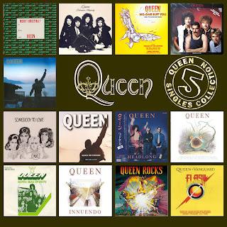 Queen - Singles Collection Vol. 5 (No Oficial)