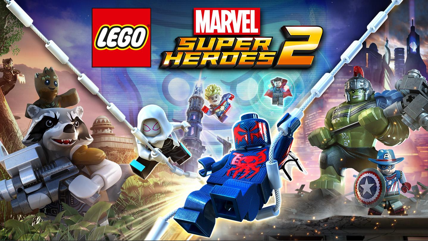 LEGO Marvel Super Heroes 2 v1 0 0 20065 + 10 DLCs - Fitgirl