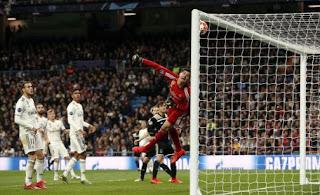 Real Madrid vs Ajax 1-4 Full Highlights Liga Champons