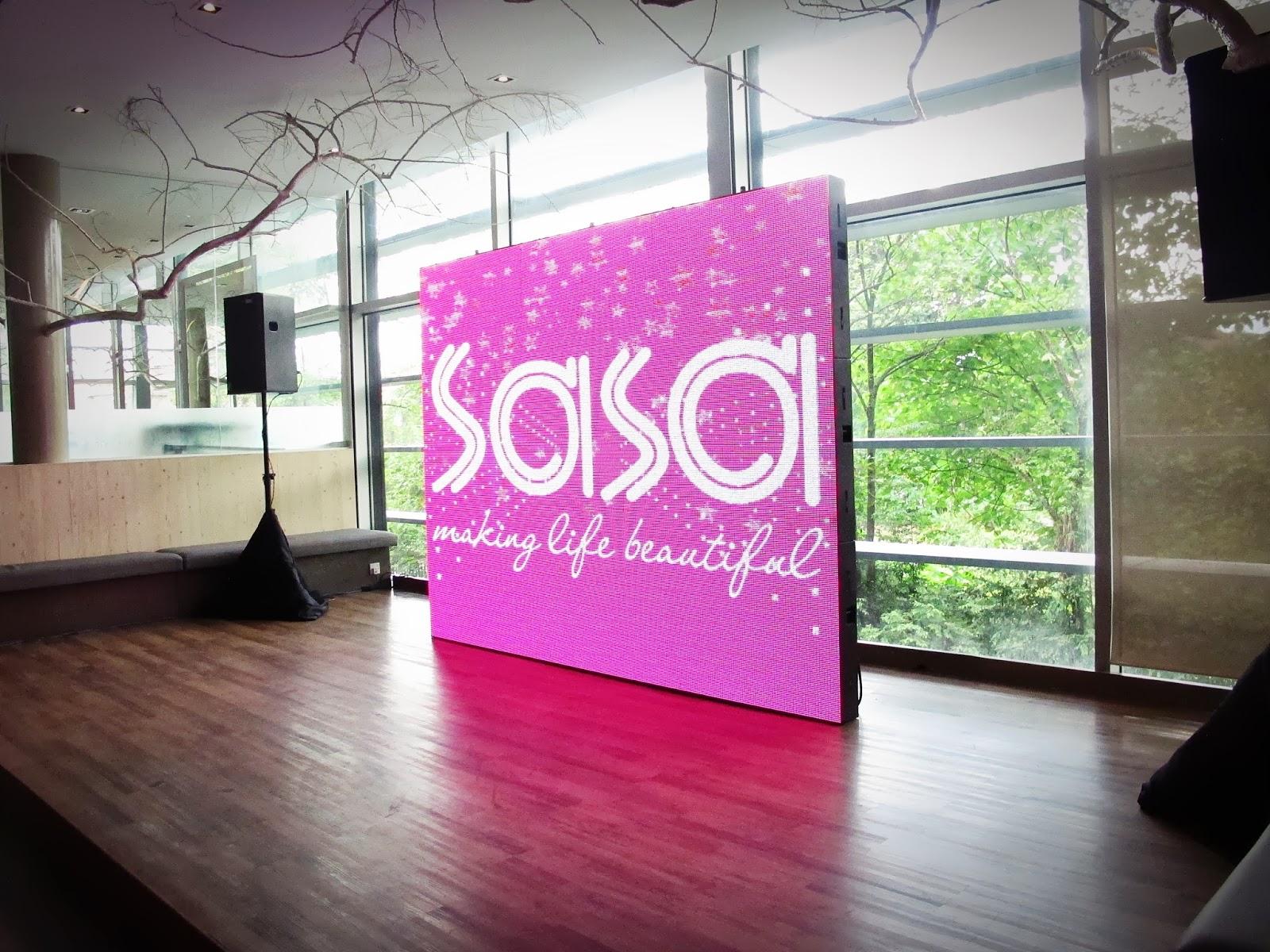 JQ Talks: SASA Fragrance Fair & Awards 2013 [Event]