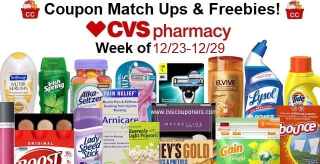 3273243504f CVS Coupon Matchup Deals   12/23-12/29   CVS Couponers