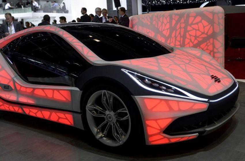 شاهد سيارات رياضية خطفت العقول في معرض جنيف الدولي