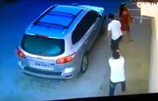 Advogado é executado a tiros na porta de casa; veja vídeo