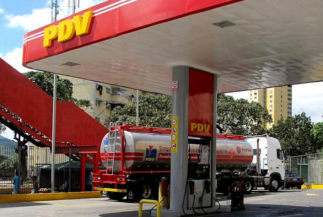 PDVSA se quedó sin combustible - No habrá más gasolina para el pueblo