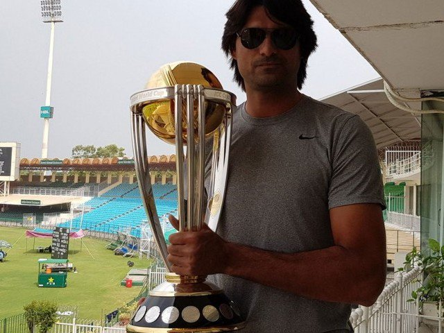 ICC World Cup 2019 Trophy Arrives In Lahore Today