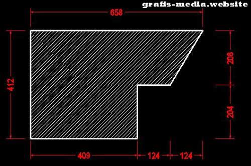 Cara Praktis Menghitung Luas Area Di Autocad 5 Cara Praktis Menghitung Luas Area Di Autocad