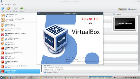 Tutorial Cara Install Oracle VM VirtualBox dan VirtualBox Extensions Pack