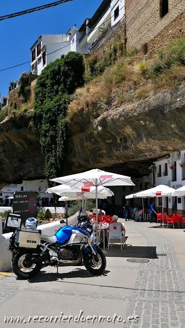 Setenil de las Bodegas, Malaga