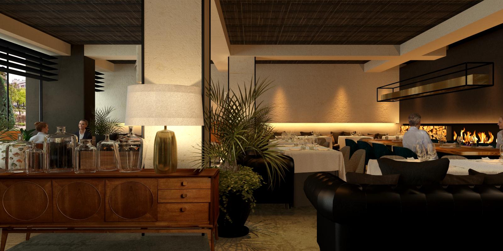 Estudio q arquitectos restaurante taramara - Estudio 3 arquitectos ...