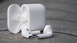 Headset Bluetooth Terbaik Murah 2018 Apple Airpods