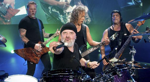 Metallica Latinoamérica 2017