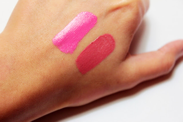 LA Girls Matte Lip Pigment Gloss Review