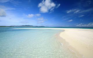 Zon, strand en zee