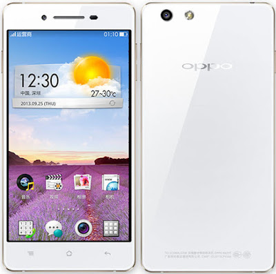 Oppo R1 R829T Complete Specs and Features