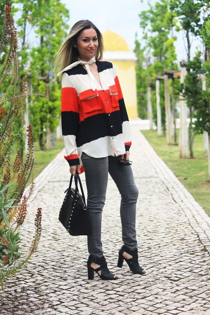 O Look que hoje partilho convosco é aquilo que podemos chamar de Casual Chic. Look do dia/Outfit. Tendências Primavera/Verão 2016. Dicas de Moda e Imagem. Style Statement. Blog de moda portugal