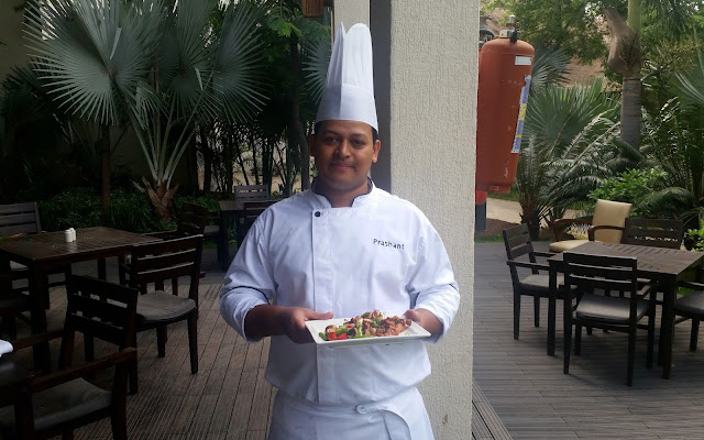 Chef Prasanth Martha