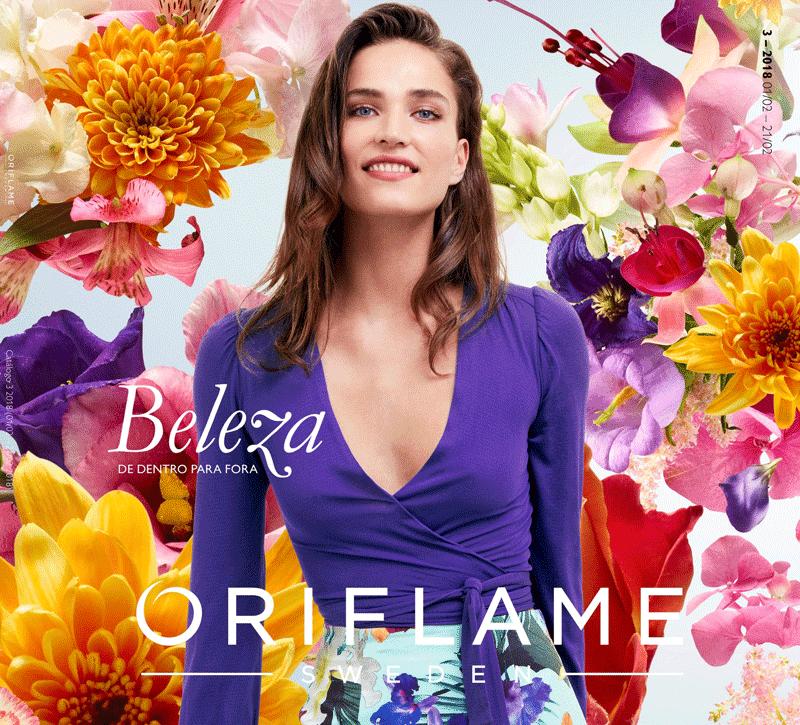 Catálogo 03 de 2018 da Oriflame