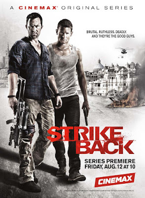 Strike Back S01 DVD R1 NTSC Latino