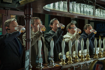 Simon Pegg, Nick Frost, Paddy Considine, Martin Freeman, The World's End