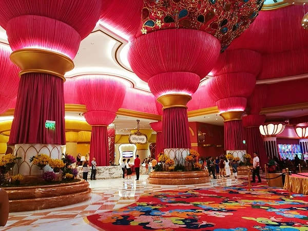 Okada Manila Casino, manila casino, how to commute to okada