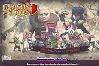 Clash Of Clans FHx V8 Apk Terbaru Private Server Indonesia