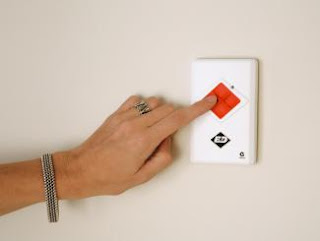 wall button for garage door opener